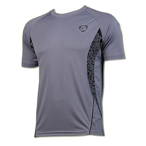 Jeansian-Mens-Sport-Quick-Dry-Short-Sleeves-T-Shirt-Tees-LSL011-0